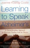 book: Learning to Speak Alzheimer's