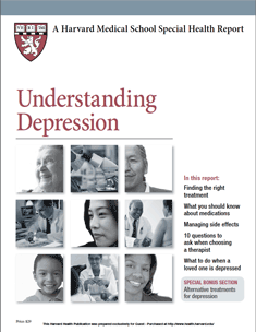 Harvard Report On Depression