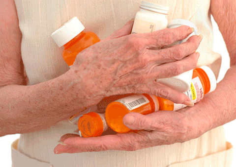 polypharmacy in the elderly Elderly diabetic patients often require multiple medications to adequately and   despite the concerns for polypharmacy in the elderly, paradoxically, some have.