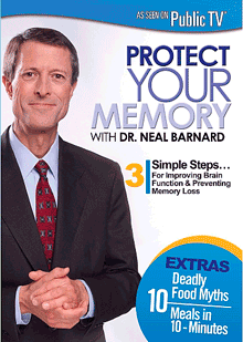 Image of protect your memory DVD